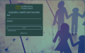EHC Hub login page