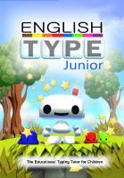 English Type Junior Product Image