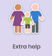 Extra help icon image