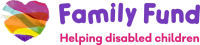 Family Fund - helping disabled children