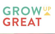 Grow Up Great Logo