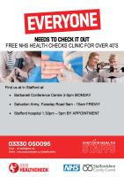 Health Checks in Stafford