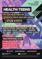 Health for Teens MPFT poster
