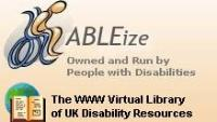 ABLEize disability logo