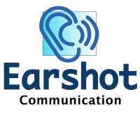 Earshot Communication Logo