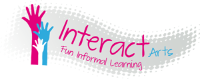 Interact Arts logo
