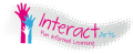 Interact Arts logo