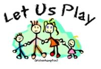Let Us Play Logo