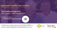 Dementia Choir dates