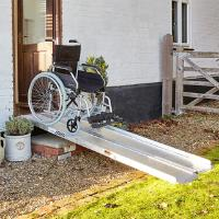Wheelchairs and access ramps