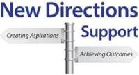 New Directions support logo