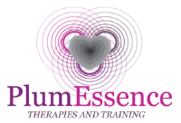 PlumEssence Therapies and Training logo