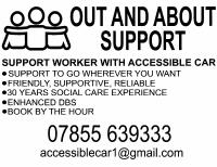 Out and About flyer