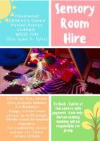 Sensory Room Leaflet