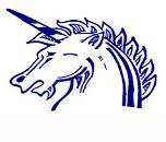 Tamworth Unicorns Swimming Club logo