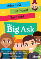 The Big Ask Flyer 2