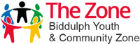 The Zone - Biddulph Youth and Community Zone logo