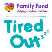 Family Fund Tired Out zzz logo