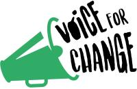 Voice for Change logo