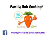 Family Hub Cooking Logo