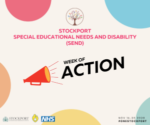 Stockport SEND Week of Action