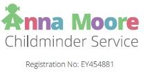 Anna Moore Child Minder Logo
