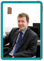 Profile picture of Danny Pearson: SEND Board member