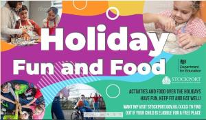 Holiday Activites and Food Programme 2021