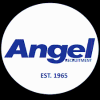 Angel Human Resources Recruitment Logo