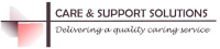 Care and Support Solutions Logo