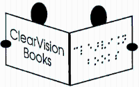 ClearVision Children's Braille Library Logo