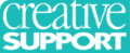 Creative Support logo