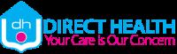 Direct Health Logo.