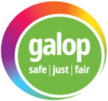 GALOP - The LGBT+ Anti-Violence Charity Logo