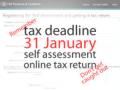 Inland Revenue Self-Assessment Helpline Logo