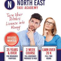 North East Taxi Academy Logo