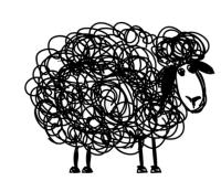 Down the Lane (Baa Baa Black Sheep)