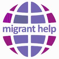 Asylum Helpline Migrant Help  Logo