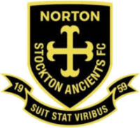 Norton and Stockton Ancients Football Club Logo