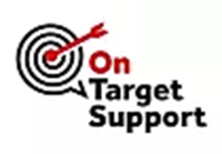 On Target Support Logo