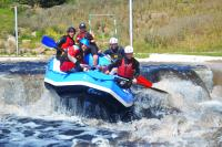 White Water Rafting at TBIWWC