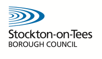 Norton Library Stockton on Tees Borough Council Logo