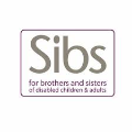 Sibs - for brothers and sisters of disabled children and adults - Logo