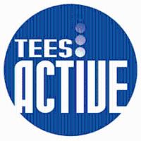 Tees Valley Badminton Tees Active Logo