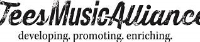 Tees Music Alliance Logo