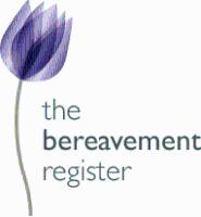The Bereavement Register Logo
