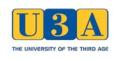 University of the Third Age Logo
