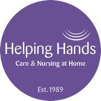 Circular Helping Hands Logo