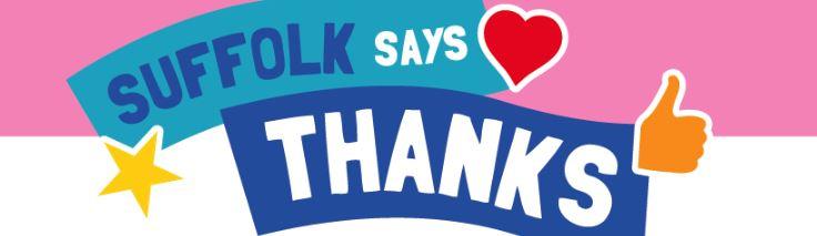 Suffolk Says Thanks
