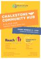 chalkstone com. hub poster